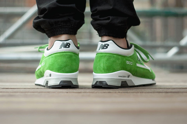 New Balance 1500 Made in UK Lime Green 04
