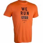 El naranjo se tomará las calles en la Nike We Run Stgo 2015
