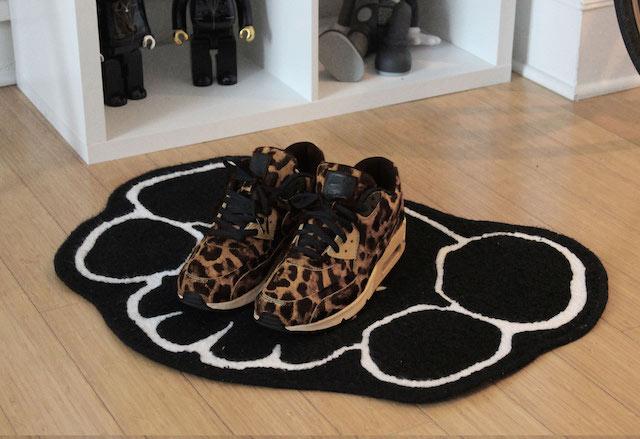 "Nike Air Max 90 ID ""Animal Print"""