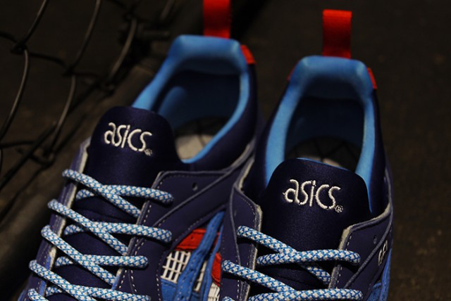 Asics Gel Lyte V Trico x MITA Sneakers 04