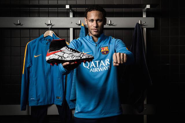 Nike Ousadia Alegria x Bruno Big para Neymar 02