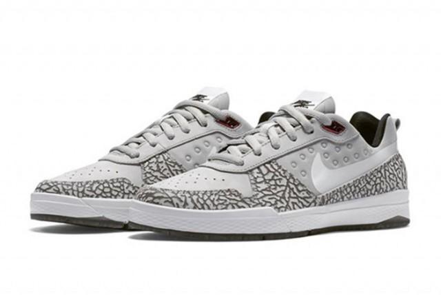 Nike SB P Rod 9 Elite x Jordan 01