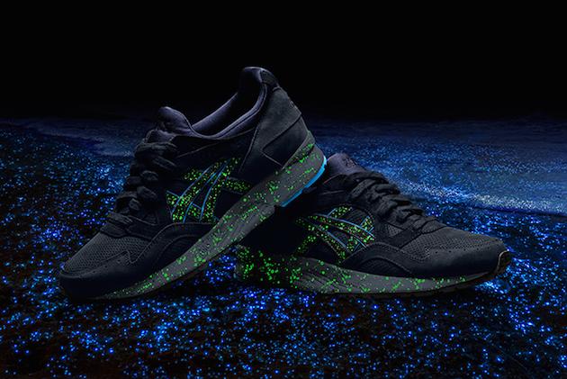 Asics Gel Lyte Maldives Pack Glow in the Dark 04