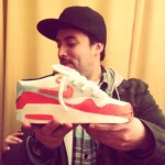 Top Five Sneakers, especial Nike Air Max: Brian Campbell
