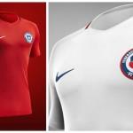 Selección Chilena de Fútbol presenta su nueva armadura