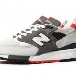 "New Balance 998 ""Grey/Orange"""