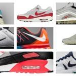 Nike Air Max Genealogy