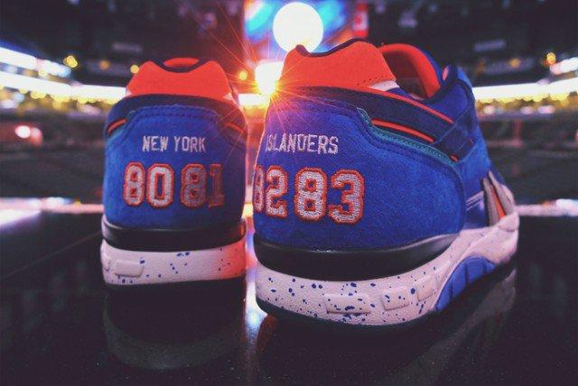 Reebok Ventilator Supreme Dynasty x Extra Butter x New York Islanders 09