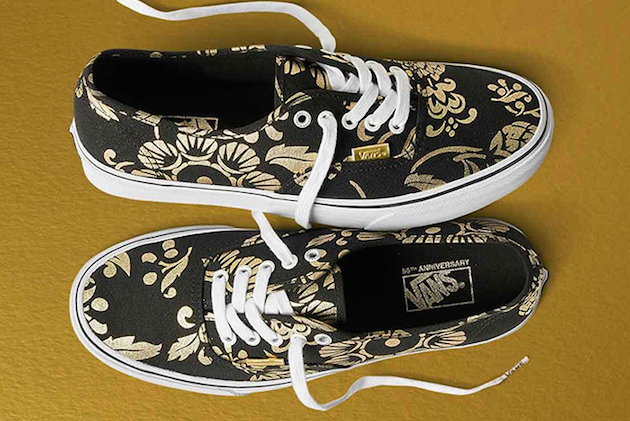 Vans 50th Anniversary Gold Collection 04