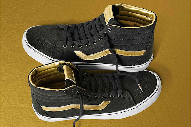 Vans 50th Anniversary Gold Collection 06