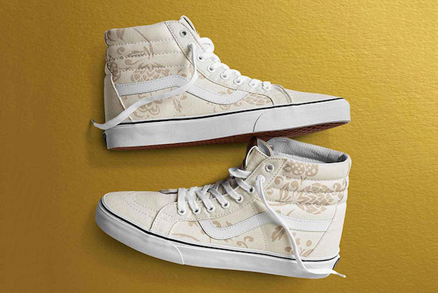 Vans 50th Anniversary Gold Collection 08