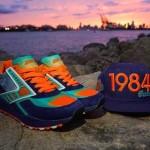 "Brooks Regent ""84 Fins"" x Shoe Gallery"