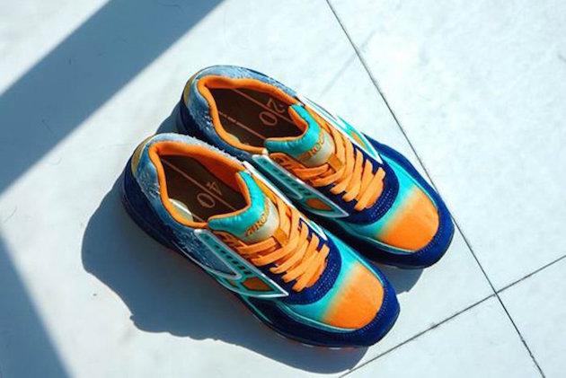 Brooks Regent 84 Fins x Shoe Gallery 02
