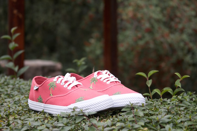 Volley OC Palm Tree Red 04