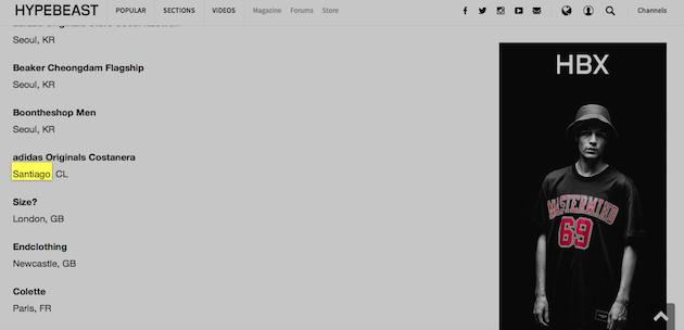 Adidas Yeezy Boost 740 %22Glow in the Dark%22 en Chile 01
