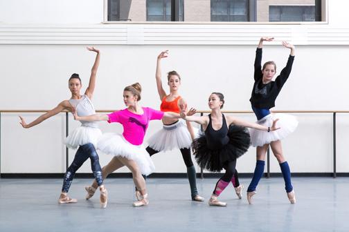 PUMA vestirá al The New York City Ballet 03