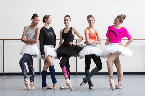 PUMA vestirá al The New York City Ballet 05