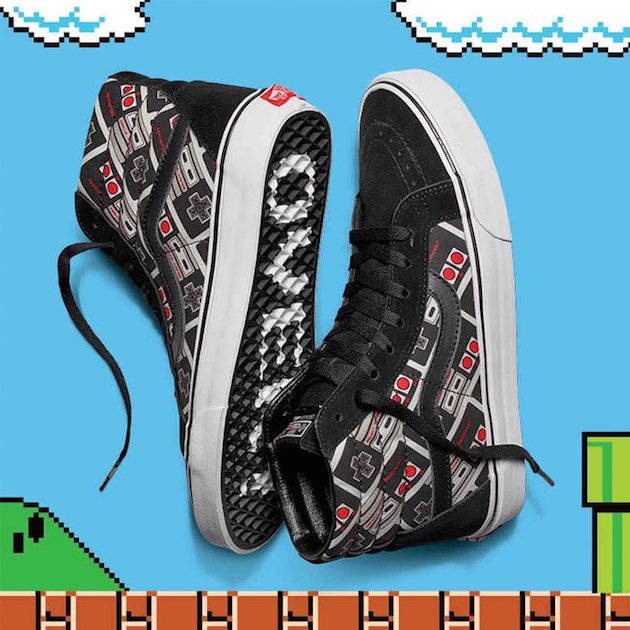 Vans Collection x Nintendo 03