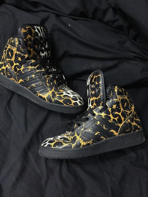 Adidas Instinct Leopard