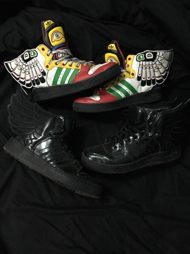 Adidas Jeremy Scoot