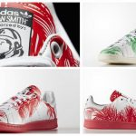 "Adidas Stan Smith ""Palm Tree"" x BBC x Pharrell Williams en Chile"