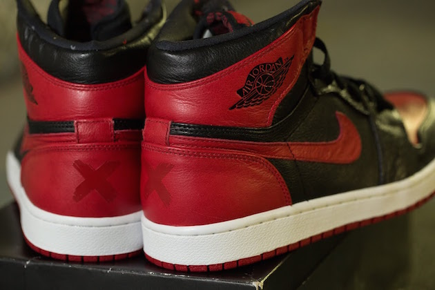 "Nike Air Jordan I ""Banned"""