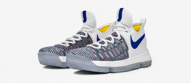 Nike KD9 ID Edición Limitada 11