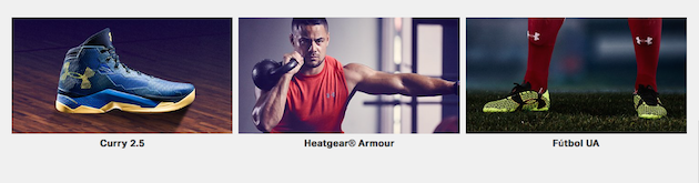 Under Armour Ecommerce 02