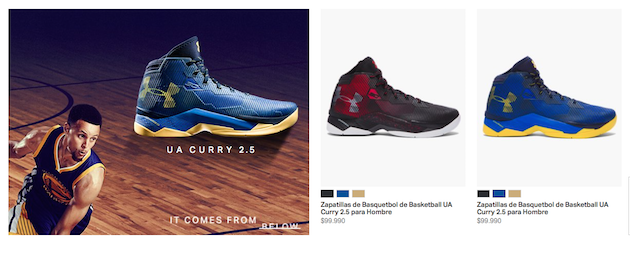 Under Armour Ecommerce 03