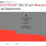 ¿Adidas Yeezy Boost 350 V2 en Chile?
