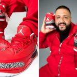 "Air Jordan 3 ""Grateful"" x Dj. Khaled"