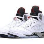 """Air Jordan 5 """"White/Cement"""""""