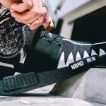 Adidas NMD_R1 x Neighborhood