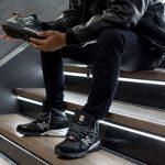 "New Balance ""Black Panther Pack"" x Jimmy Jazz"