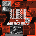 Alexis saldrá como capitán con sus Nike Mercurial Superfly 360
