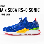 """PUMA RS-0 """"Sonic the Hedgehog"""" x SEGA"""