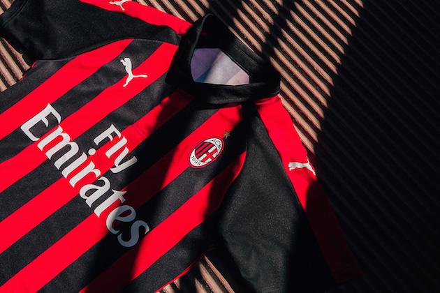 Ac Milan X Puma Mis Tillas