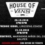 Chile es la nueva casa del #HouseOfVans