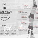 DC Skate Team On Tour