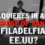 Demuestra ser un verdadero Cabeza de Waffle y asiste al House of Vans en EE.UU.