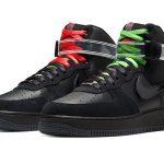 """Nike Air Force 1 """"South Central LA"""" x Lauren Halsey"""