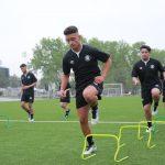 El Umbro Diamond FC fichó a su jugador chileno