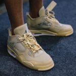 Air Jordan 4 x Off-White