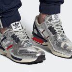 "Adidas ZX 9000 ""Silver Metallic"" x Concepts"