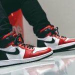 """Air Jordan 1 High OG """"Satin Snake"""""""