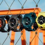 Entrena en tu hogar con la compañía de G-Shock