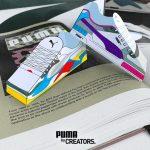 Paper Toys x PUMA by Creators
