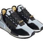 """Adidas NMD R1 V2 """"Lando Calrissian"""" x Star Wars"""