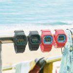 G-Shock & Baby-G para volver a las olas