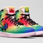 "Air Jordan 1 ""Colores y Vibras"" x J Balvin"